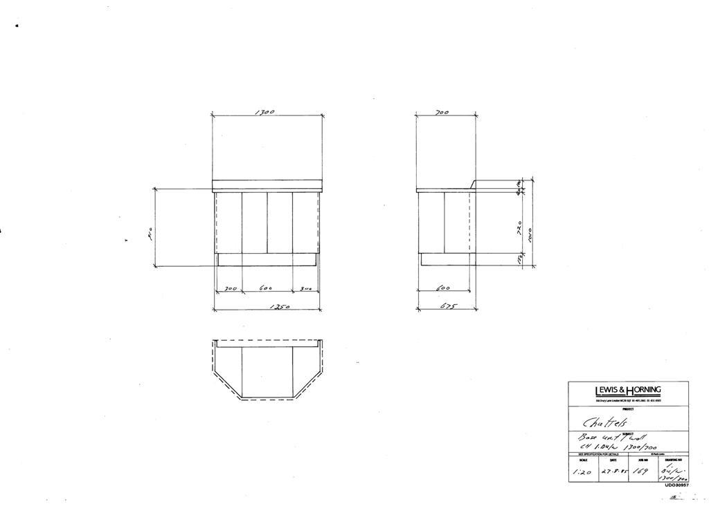 3 Lewis Design London - Chattels Kitchen Range Drawings (25)