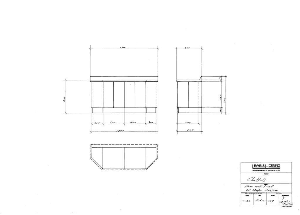 3 Lewis Design London - Chattels Kitchen Range Drawings (27)