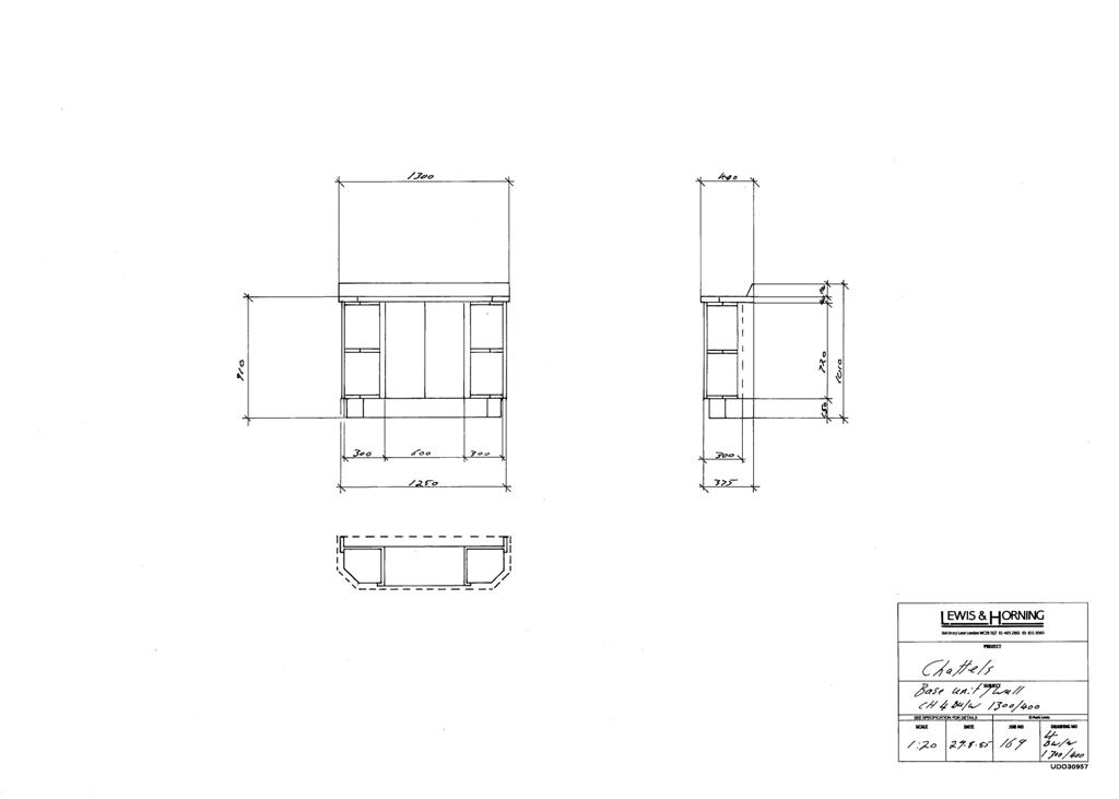 3 Lewis Design London - Chattels Kitchen Range Drawings (28)
