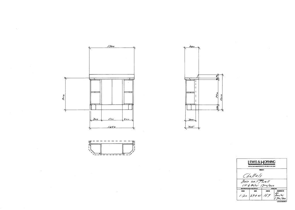 3 Lewis Design London - Chattels Kitchen Range Drawings (28)