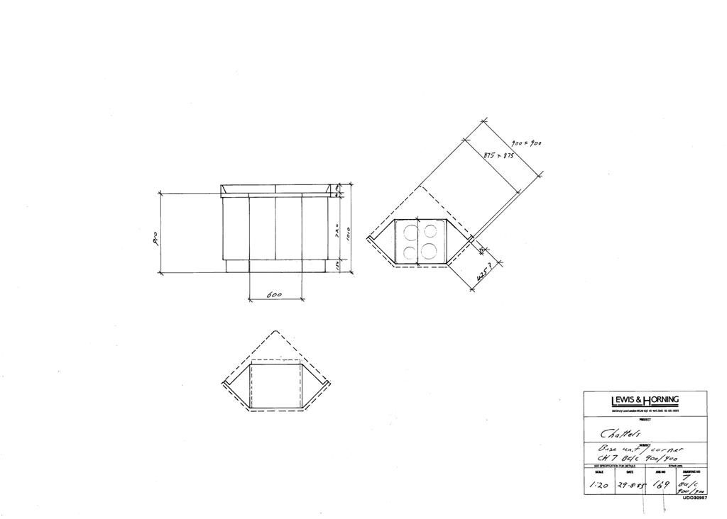3 Lewis Design London - Chattels Kitchen Range Drawings (31)