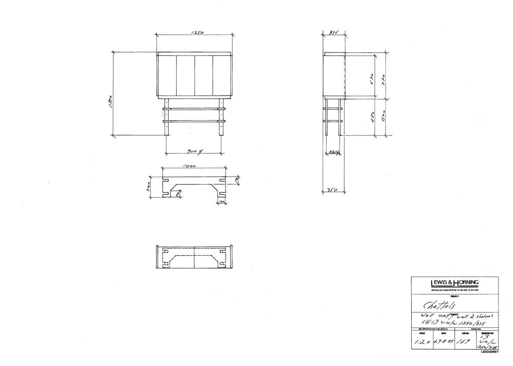 3 Lewis Design London - Chattels Kitchen Range Drawings (37)