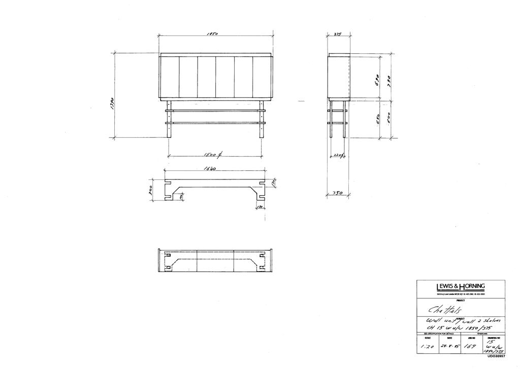 3 Lewis Design London - Chattels Kitchen Range Drawings (39)