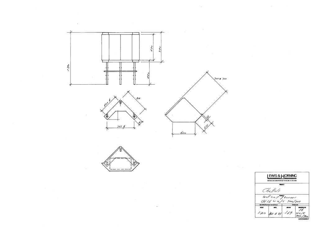 3 Lewis Design London - Chattels Kitchen Range Drawings (40)