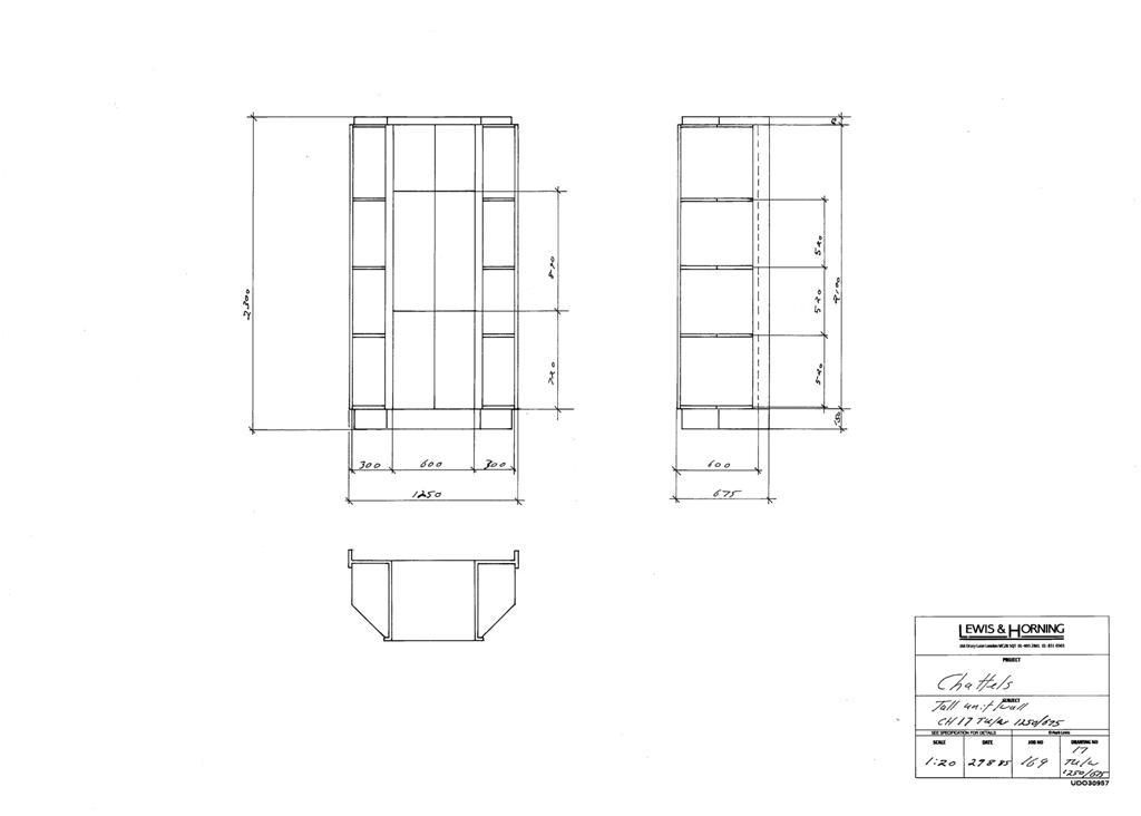 3 Lewis Design London - Chattels Kitchen Range Drawings (41)