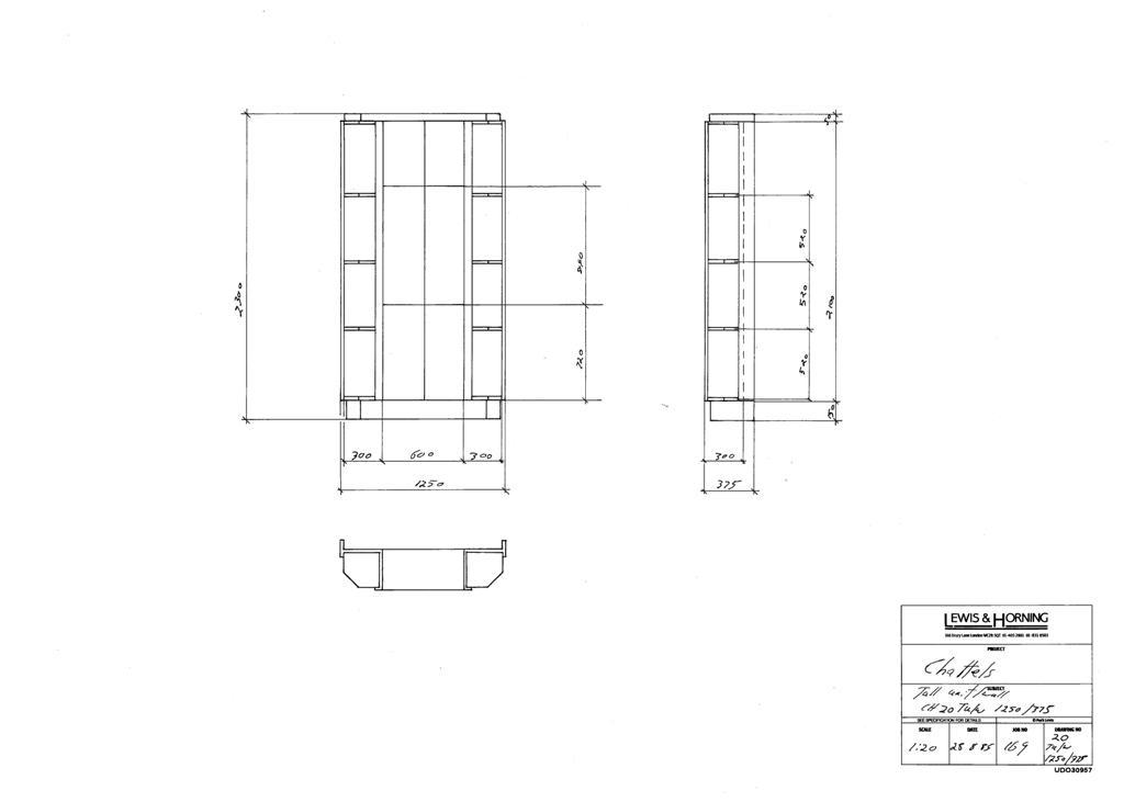 3 Lewis Design London - Chattels Kitchen Range Drawings (44)