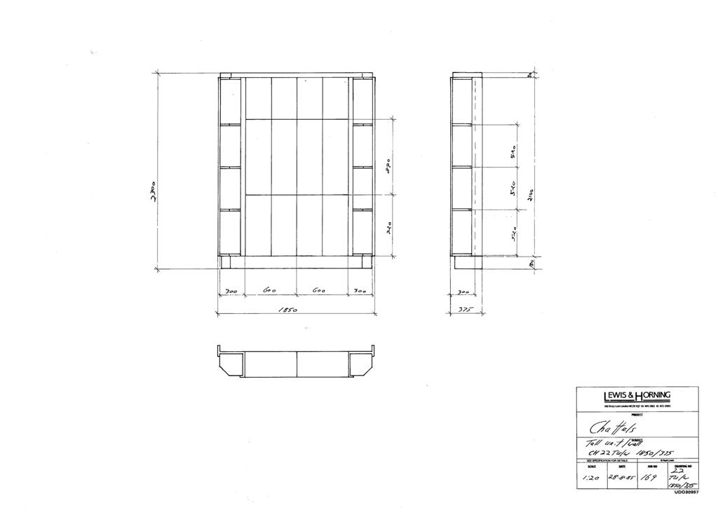 3 Lewis Design London - Chattels Kitchen Range Drawings (46)