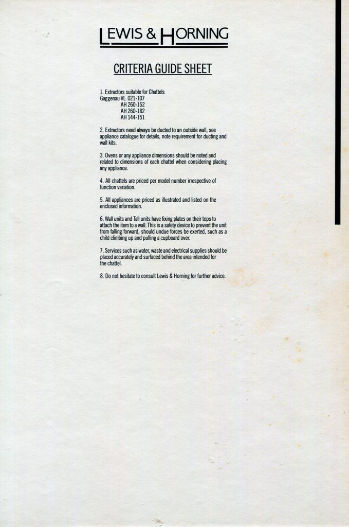 7 Lewis Design London - Chattel Guide Sheets (1)