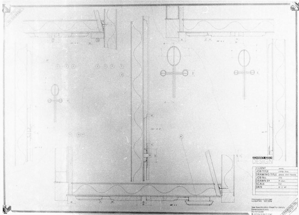 Lewis Design London - Jenks' Kitchen Drawings (4)
