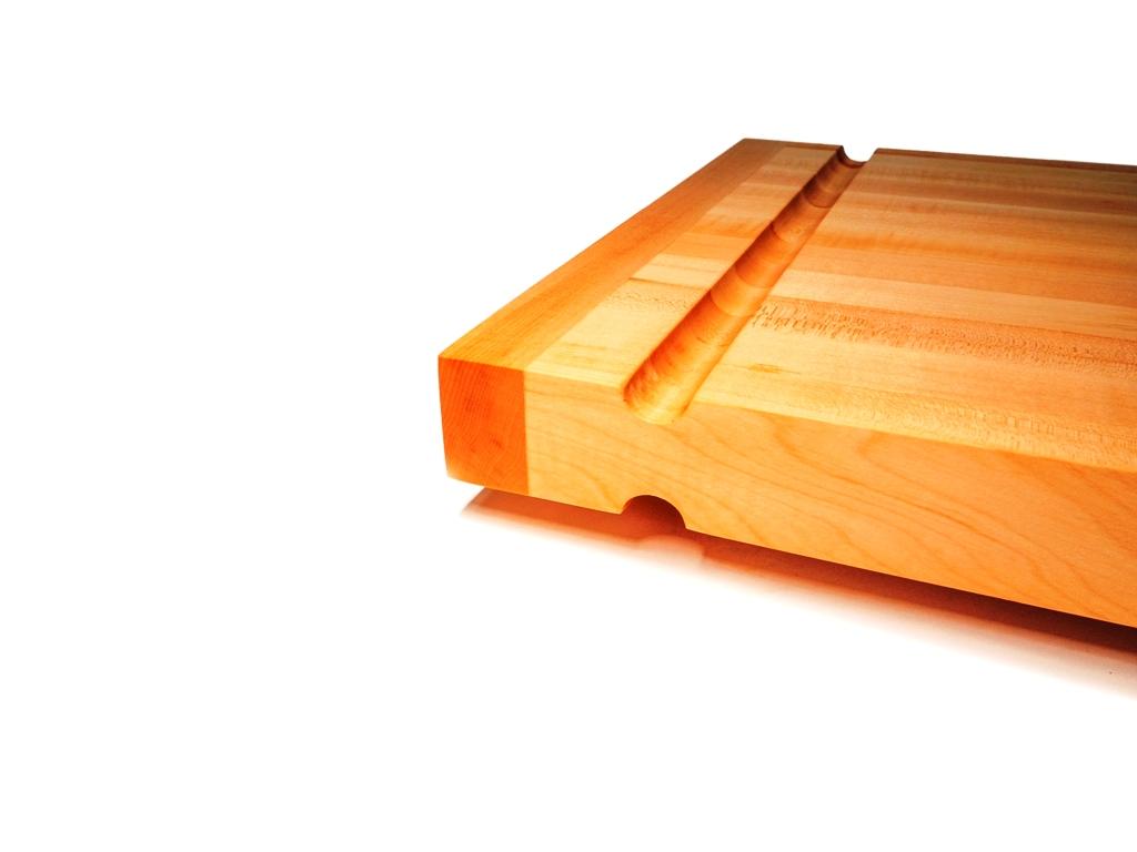 Lewis Design London - Maple Chopping Board - Short (2)