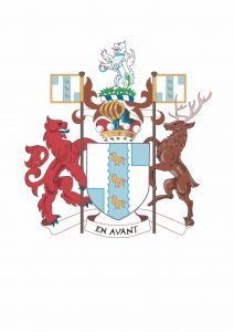 A1 500mm Coat of Arms